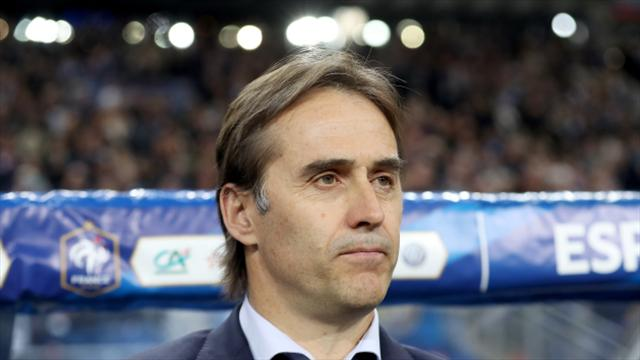 Spain coach Julen Lopetegui happy with World Cup preparations