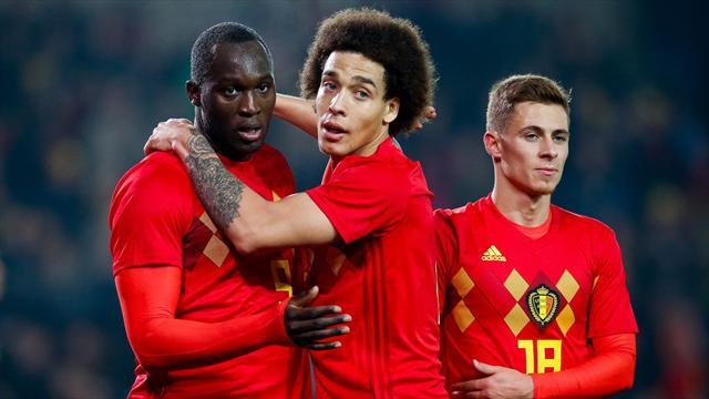 En raison d'une menace terroriste, le match Belgique-Japon a failli être annulé