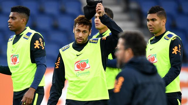 Neymar to Real Madrid? Casemiro would 'welcome' his Brazil teammate