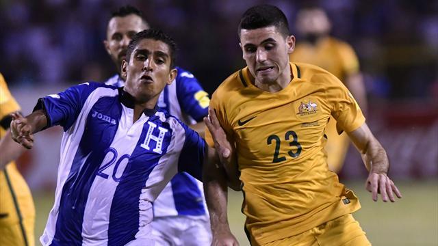 Australie – Honduras EN DIRECT