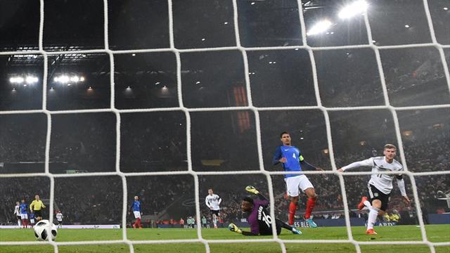 21 Spiele ungeschlagen: DFB-Team jagt Rekord
