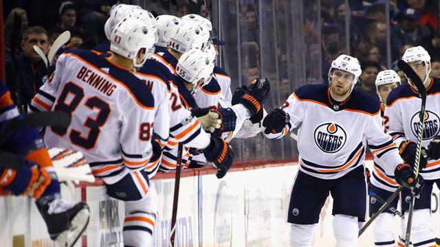 Oilers wieder in der Erfolgsspur - Draisaitl mit zwei Assists