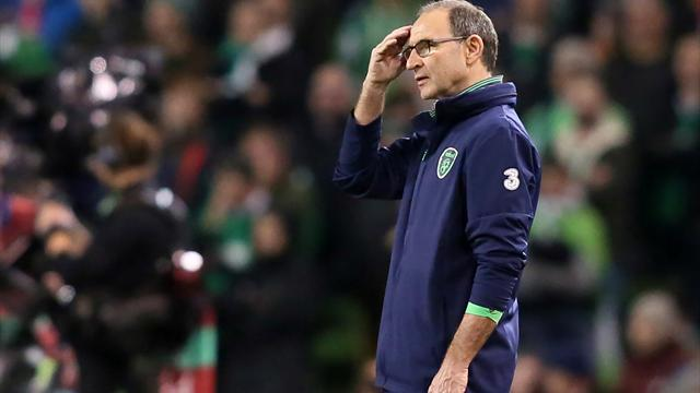O'Neill to consider future after Ireland drubbing