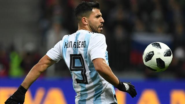 Aguero to be checked by City after dizzy spell