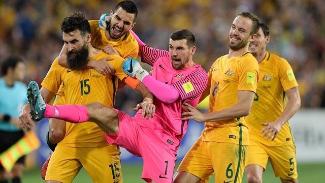L'Australia è la penultima qualificata al Mondiale: Honduras battuto 3-1
