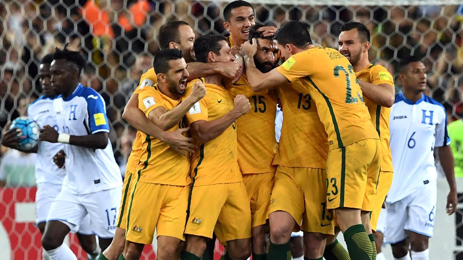 Pas de s lectionneur avant f vrier pour l 39 australie - Classement qualification coupe du monde ...