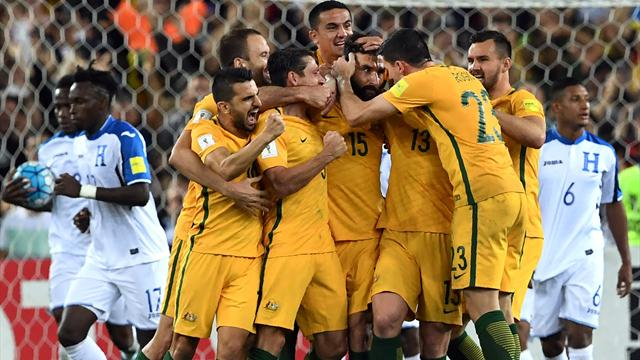 Jedinak héros de la qualification des Aussies