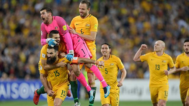 Австралия вышла на чемпионат мира, победив Гондурас