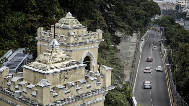 WTCC JVCKENWOOD Race of Macau essentials