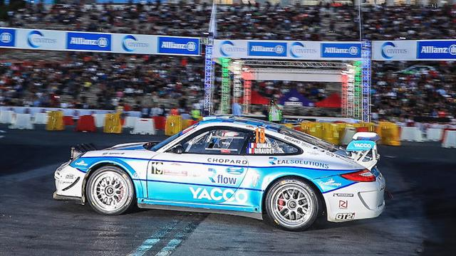 ERC competitor Dumas on-track in Macau