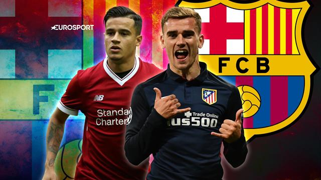 Euro Papers: Barcelona close in on Griezmann and Coutinho