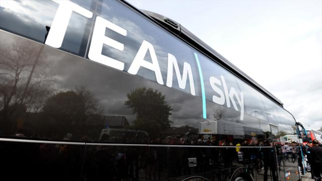 UKAD closes investigation into British Cycling and Team Sky with no charges