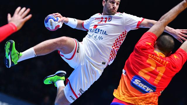 Füchse holen kroatischen Nationalspieler Mandalinic