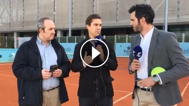 La Casa del Tenis: Repasa nuestro primer Facebook Live de actualidad tenística