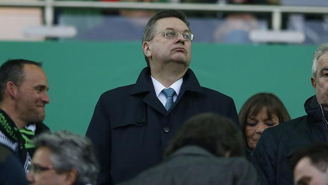 DFB und Gladbach klären Kritik an Euro-Bewerbung