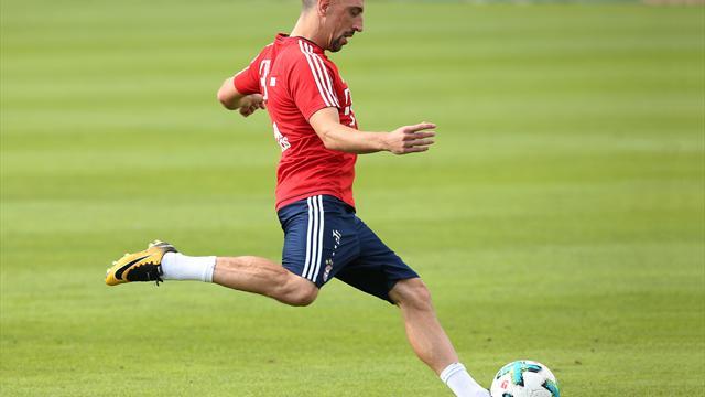 FC Bayern: Ribery vor baldigem Comeback