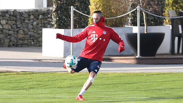 Ribéry-Comeback vor Weihnachten immer wahrscheinlicher