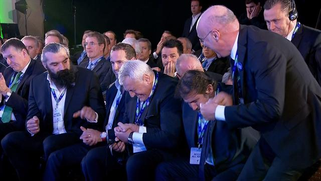 France awarded 2023 Rugby World Cup in shock result