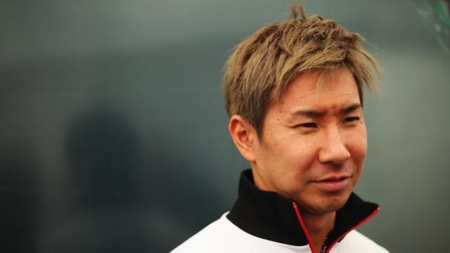 Ex-F1 racer Kobayashi to make FE debut
