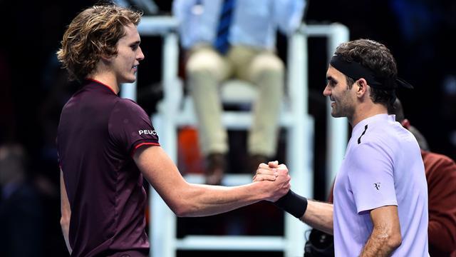 ATP Finals 2017: Federer lo tiene claro, la próxima superestrella se llama Zverev