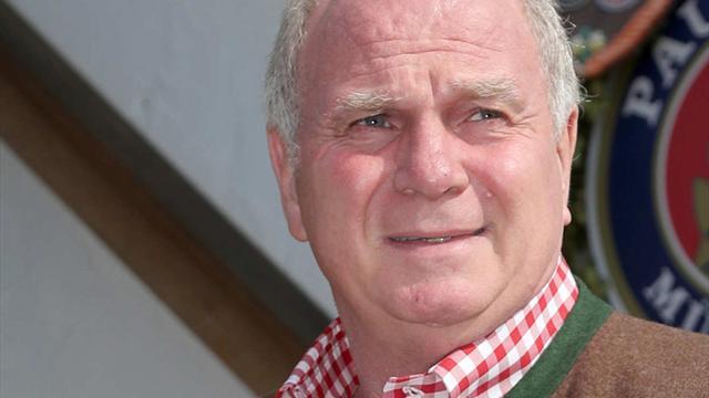"Hoeneß kritisiert Spielpläne: ""Sehr amateurhaft"""