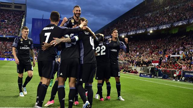 El Real Madrid echará de menos el Vicente Calderón en el derbi