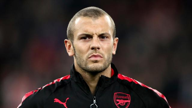Arsenal midfielder Jack Wilshere 'close' to agreeing free transfer to Real Betis