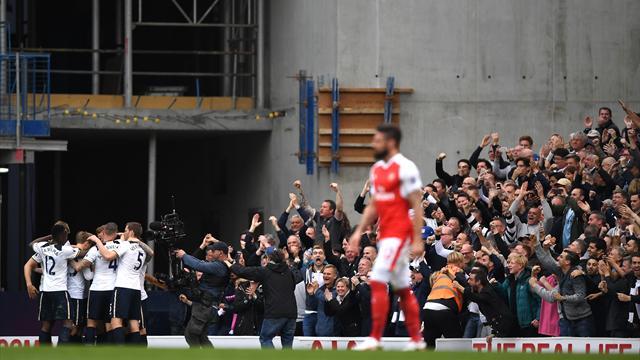 Pourquoi Arsenal n'est pas près de fêter le «St Totteringham's Day»