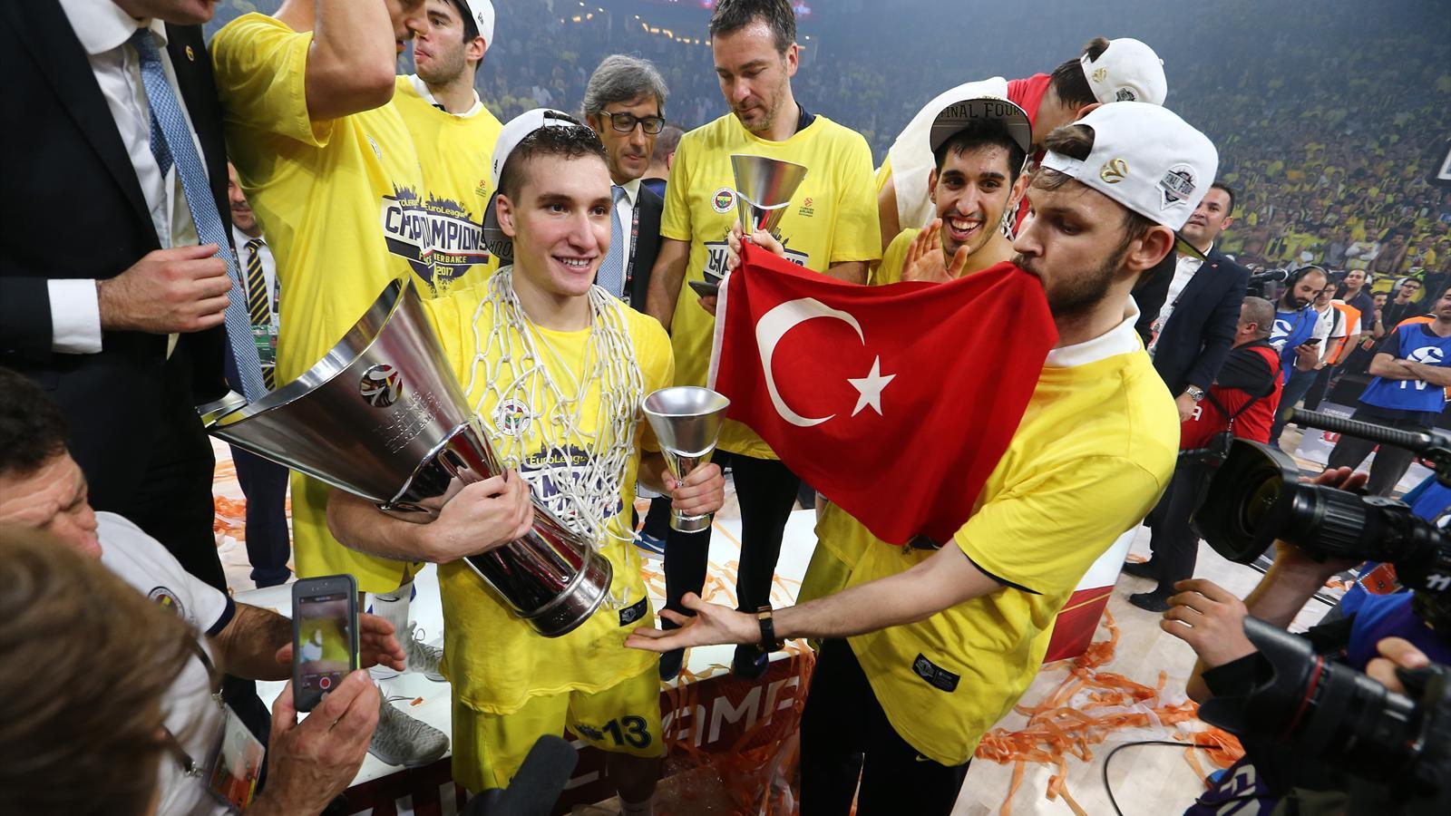 EuroLeague 2017/18: Schedule, Final Four, Championship, results, table, watch on Eurosport ...