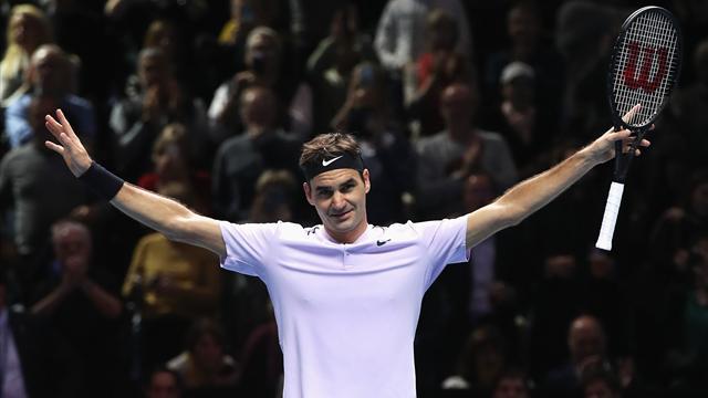 """Fitnesscoach von Federer-Comeback beeindruckt: """"Musste quasi neu laufen lernen"""""""