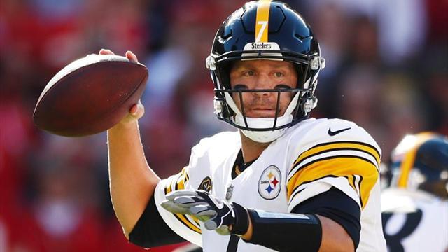 Steelers propinaron paliza a los Titans