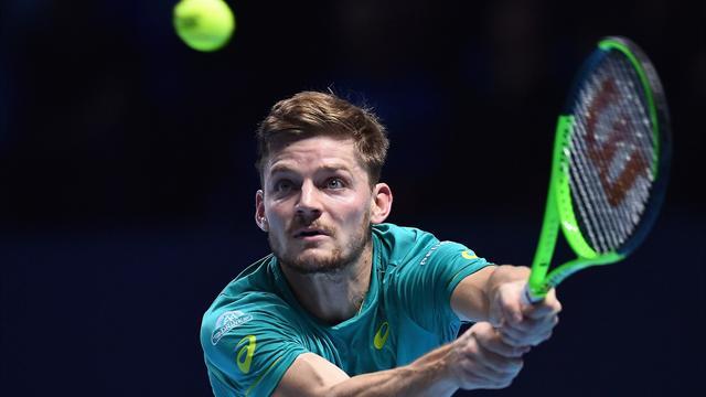 Гоффен уничтожил Тима за 2 сета и станет жертвой Федерера в полуфинале