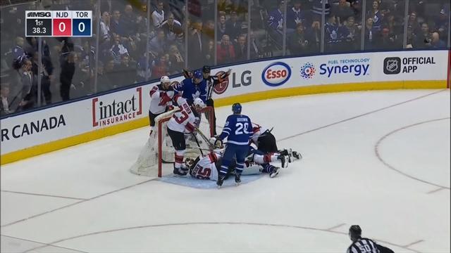 Ты давненько не видел, чтобы киперы так тащили в хоккее. Счет открыли лишь за 2 секунды до конца ОТ
