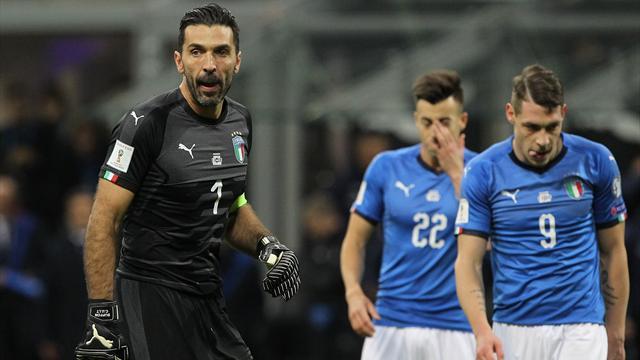 Буффон не желает становиться полузащитником сборной Хорватии