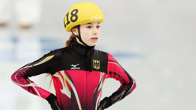 Shorttrack: Frauen-Staffel verpasst Olympia