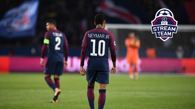 """""""Neymar est venu pour la C1, pas pour la L1"""""""