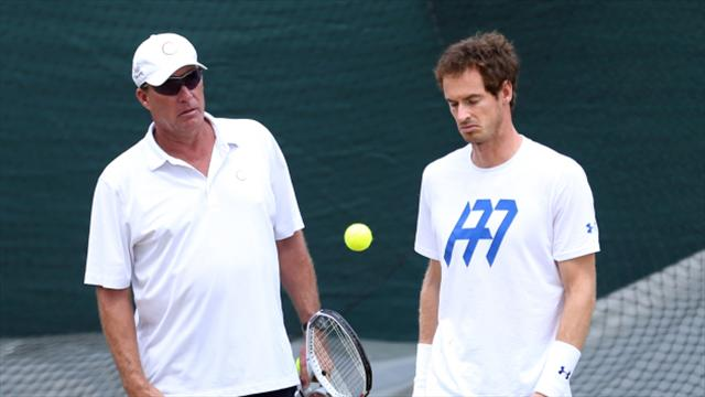Murray, Lendl Split Up Again