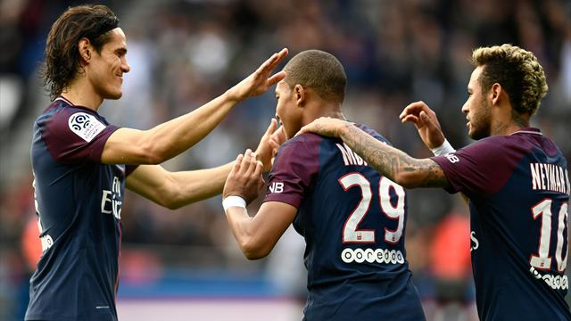 Cinq Français et 8 joueurs de Ligue 1 postulent pour l'équipe-type UEFA de l'année