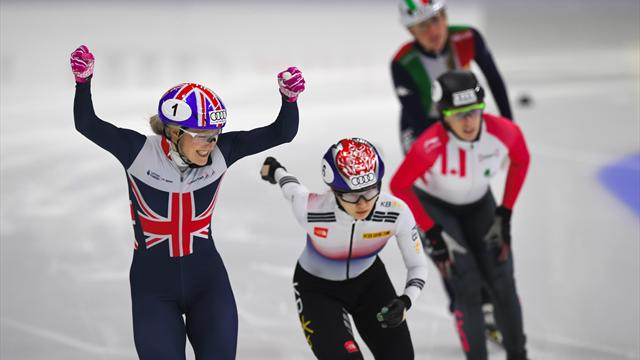 Team GB set ambitious medal target for 2018 Winter Olympics