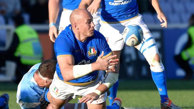 L'Italia non concede il bis: l'Argentina passa a Firenze per 31-15