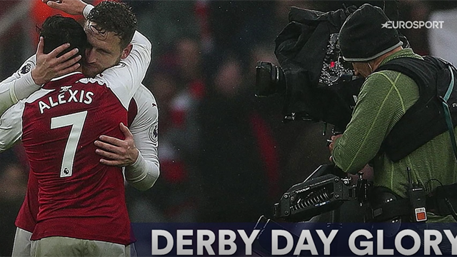 Derby Day Glory For Arsenal