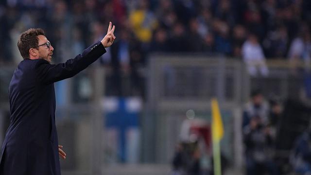 Lazio ko nel derby, Inzaghi amaro: