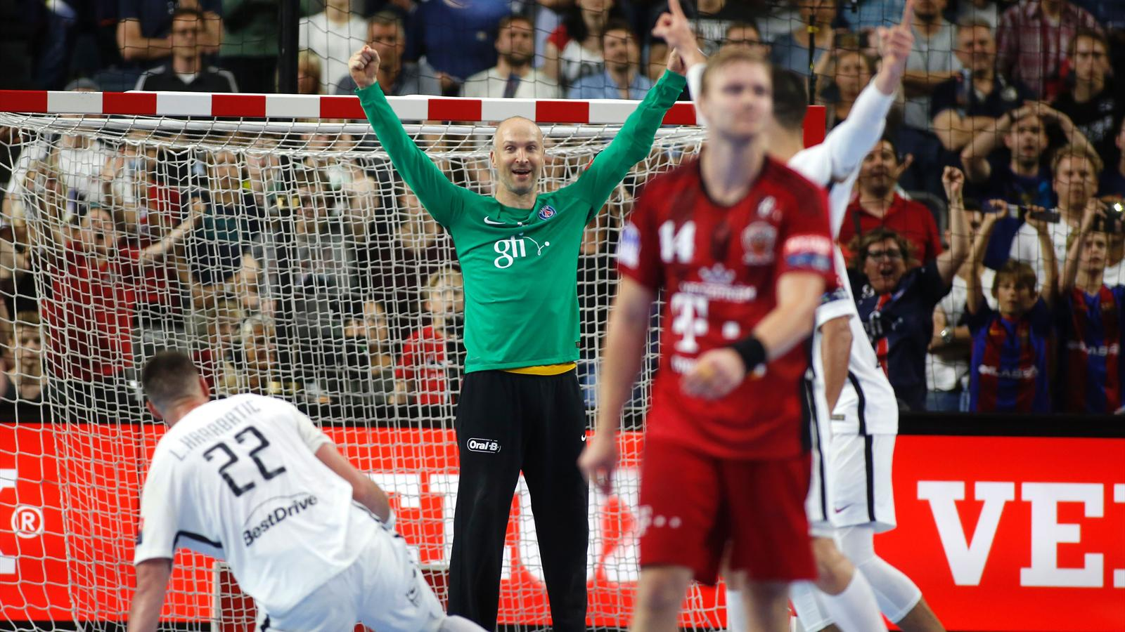 Le psg fait un pas vers la pole en gagnant veszprem ligue des champions 2017 2018 handball - Gagnant coupe de la ligue ...