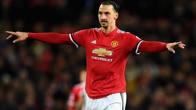 Zlatan returns as United trounce Newcastle