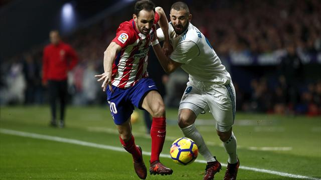 Griezmann booed off during Atletico-Real stalemate