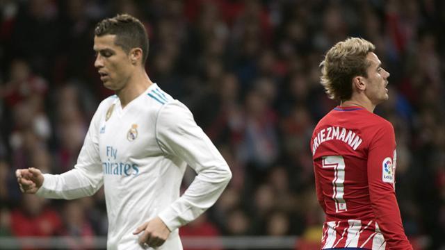 Griezmann contre Ronaldo, le duel des faux frères