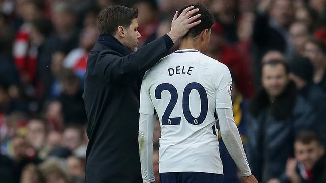 """Pour Pochettino, Tottenham a fait """"un grand pas en avant"""""""