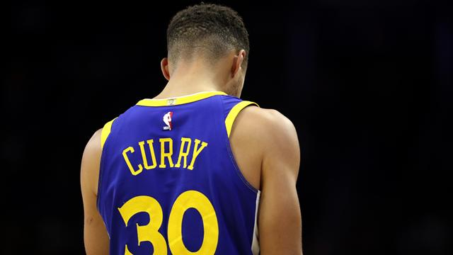 Les Warriors perdent Curry, les Celtics filent en playoffs
