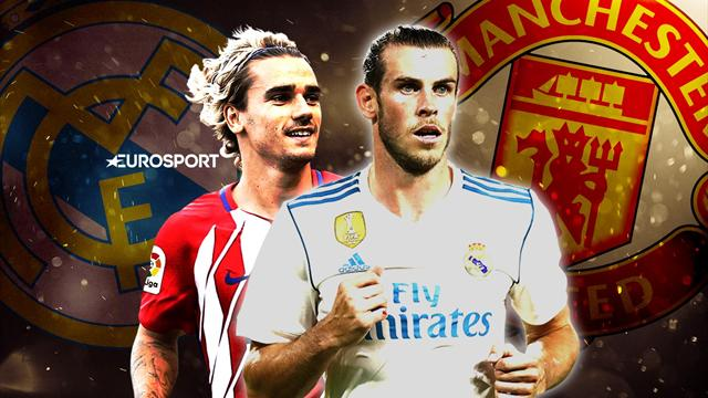 Euro Papers: Real Madrid's Griezmann bid to be funded by United's Bale move
