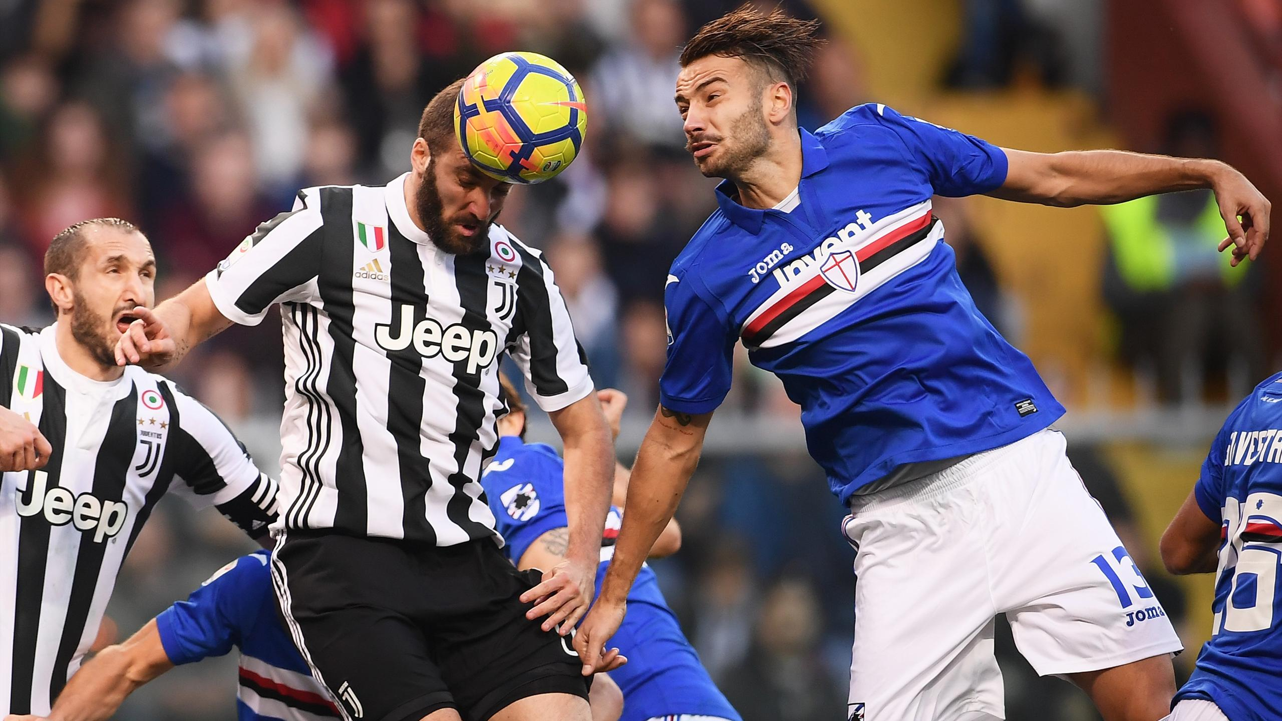completo calcio Sampdoria 2017